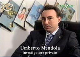 Umberto Mendola Investigatore Privato